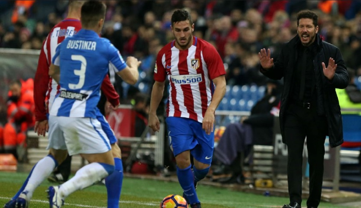 Atletico Vs Leganes
